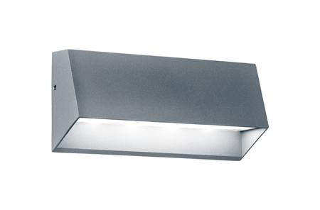 Indus Aplique de pared Exterior Led