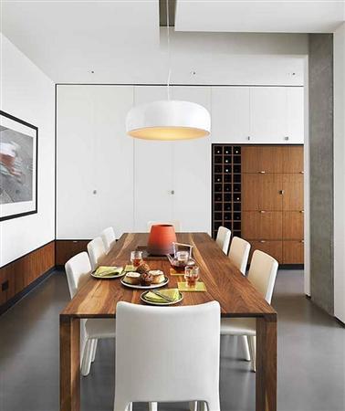 Iluminación para el living - comedor - GriscanDi