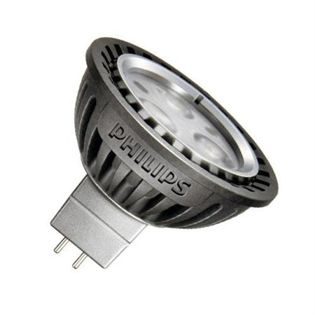 Lámpara Led Philips 5W.24º Zócalo MR16. Calido