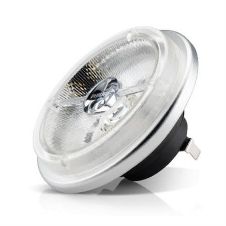 Lámpara Led Philips 15W.24º AR111 Calido