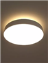 Charles Aplique de pared 37 cm.Led 24w.calido